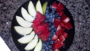 Day 8 Breakfast