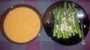 Day 9 Dinner
