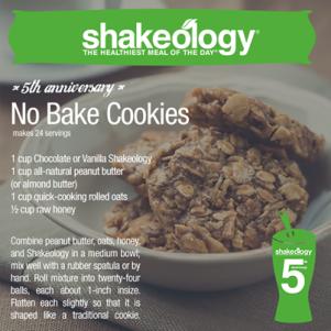 Shakeo Cookies